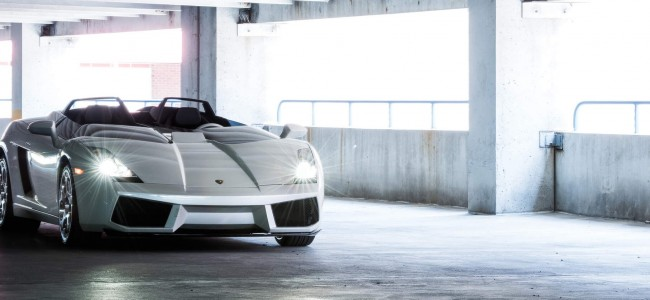 This 2006 Lamborghini Concept S Will be auctioned in New York