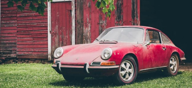 This 1967 Porsche 911s Was Found Abandoned in a Barn