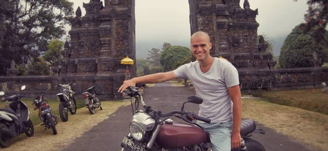 I Motorbiked Across Bali for a Month