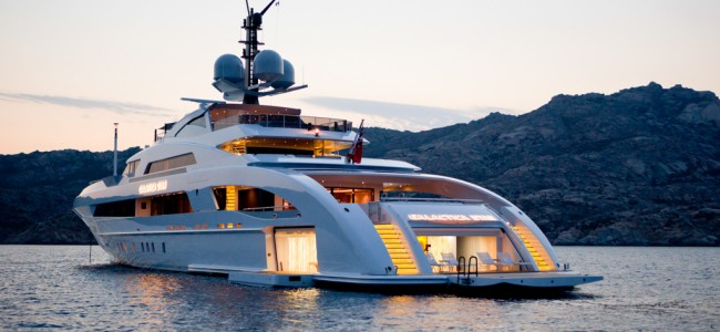 Galactica Star 65M Heesen Is A Luxury Yacht With an Amazing Interior!
