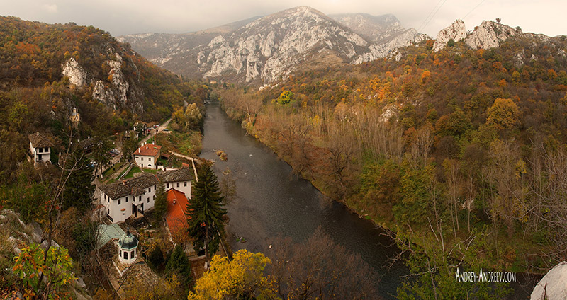 Exploring the Raw side of Bulgaria Photographed by Andrey Andreev