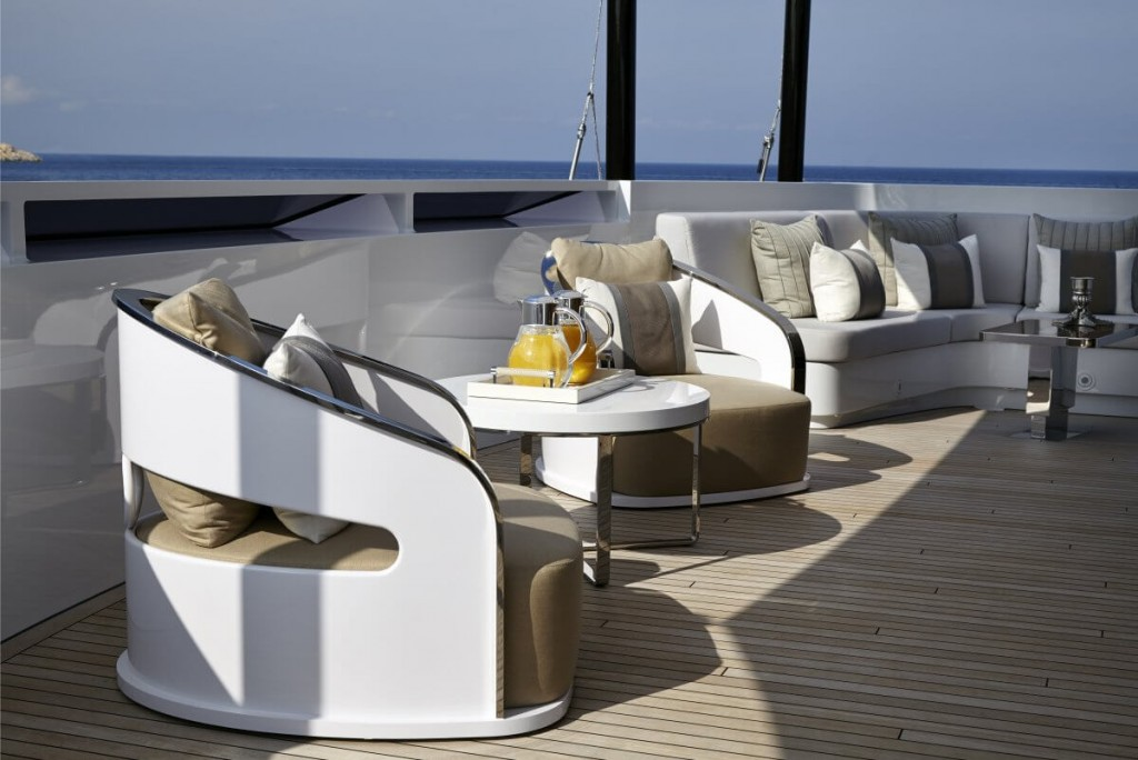 Take a look inside beyonce and jay z s 70 million yacht take a look
