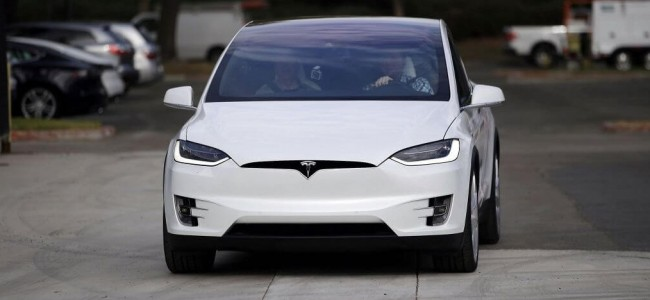 Great Car Alert: Model X is the First Electric SUV from Tesla
