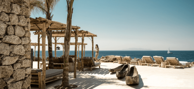 Luxury Destination: Mykonos Beach Club is The Place You Wanna Be