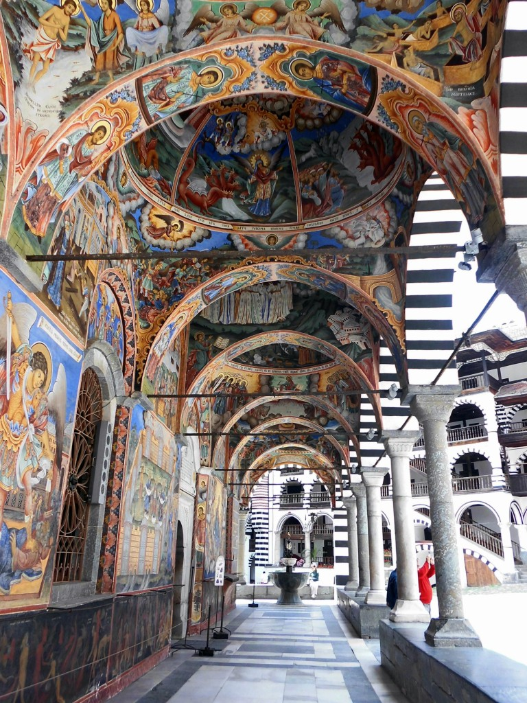 These 20 Pictures Will Make You Visit Bulgaria Rila Monastery