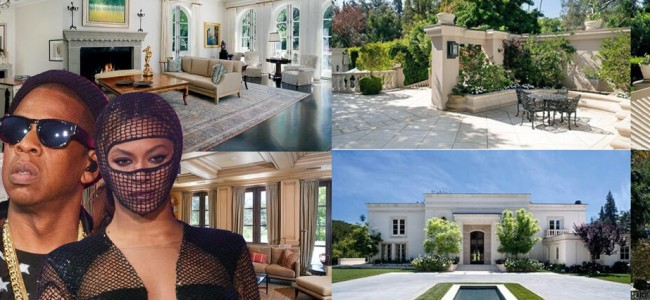 Beyonce and Jay Z Just Rented a $45 Million LA Home