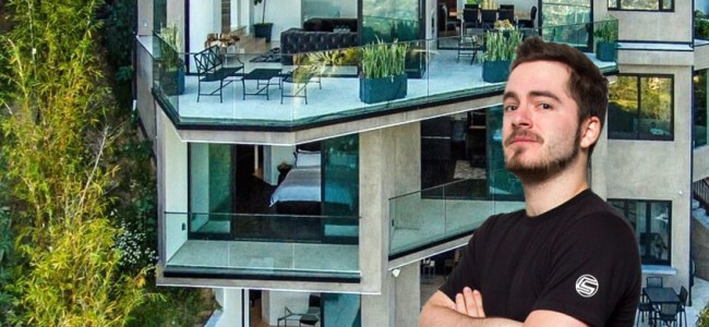 This YouTube Gamer Just Bought a Mansion for $4.5 Million