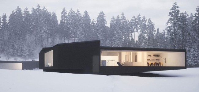 This Luxury Geometric Home is What A Millionaire Needs To Get Away From It All