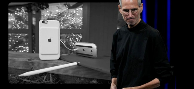 Something's Happening With Apple Products Since Steve Died