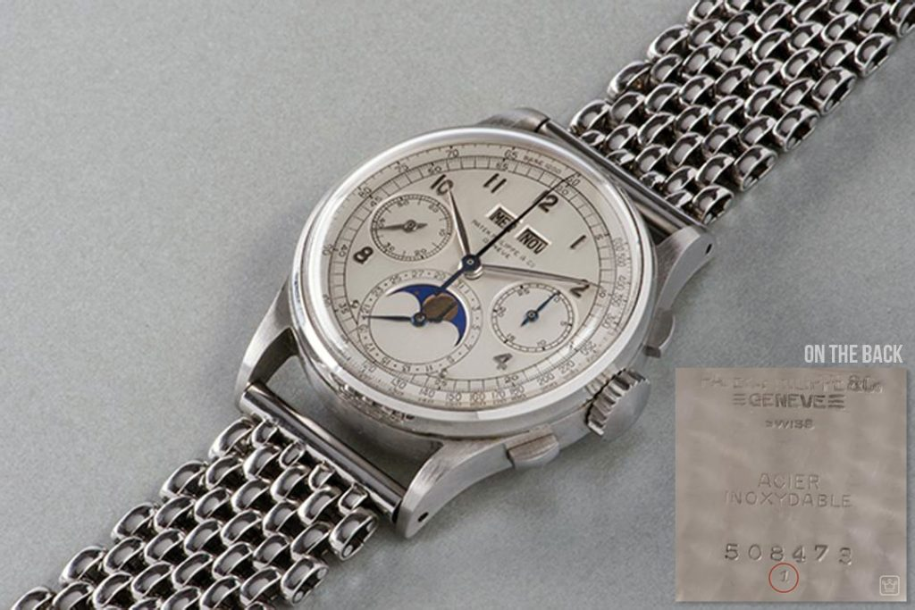 most expensive watch patek philippe alux