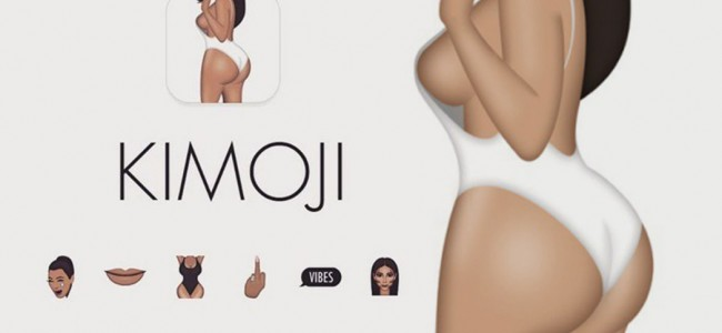 Kim Kardashian's Kimoji App was Earning her $1 Million per Minute