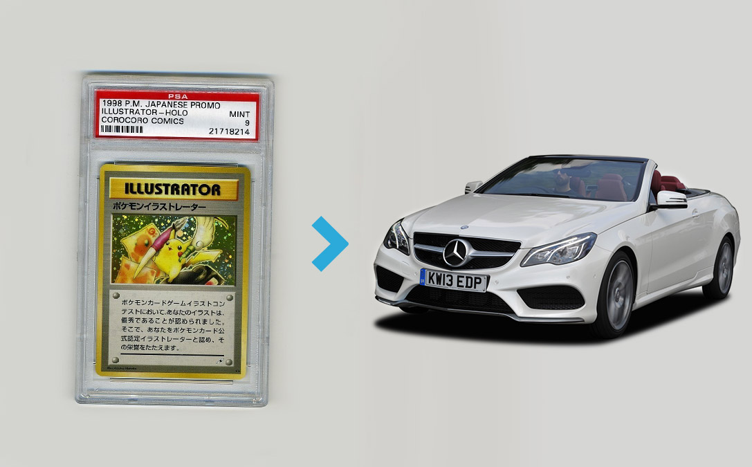 The Most Expensive Pokemon Card Was Sold For 55k At An Auction Alux