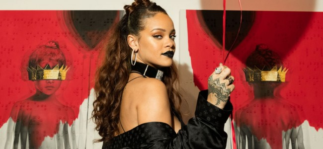 Find Out All About Rihanna's ANTI Album and her $25 Million Deal with Samsung