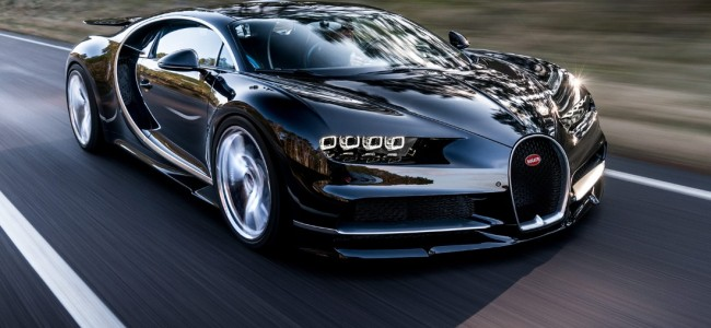 10 Things You Must Know About The New Bugatti Chiron
