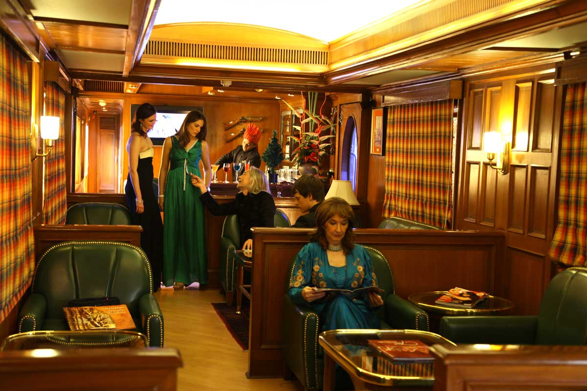 10 Fascinating Facts About The Maharajas' Express In India | The Rajah Club