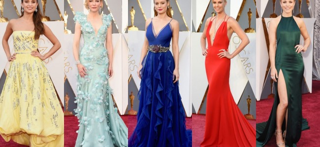 Favourite Dress of Oscars 2016 | Best Dress of Oscars