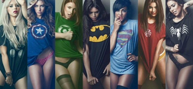 Who is the Sexiest Superhero on Screen?