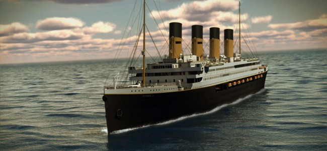 Take a Look Inside TITANIC II