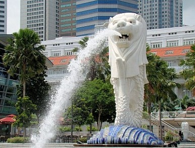 15 Thinkgs You Didn't Know About Singapore - Singapore Lion Statue