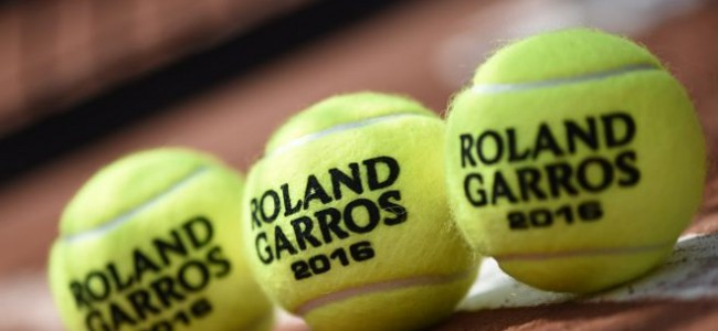 Celebrities Spotted at Roland Garros