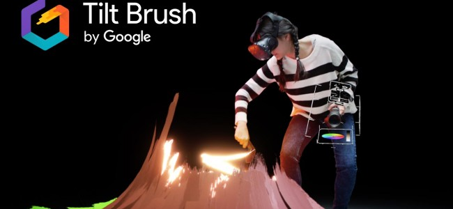 Watching Google's VR Paintbrush in Action Makes Us Excited About the Future