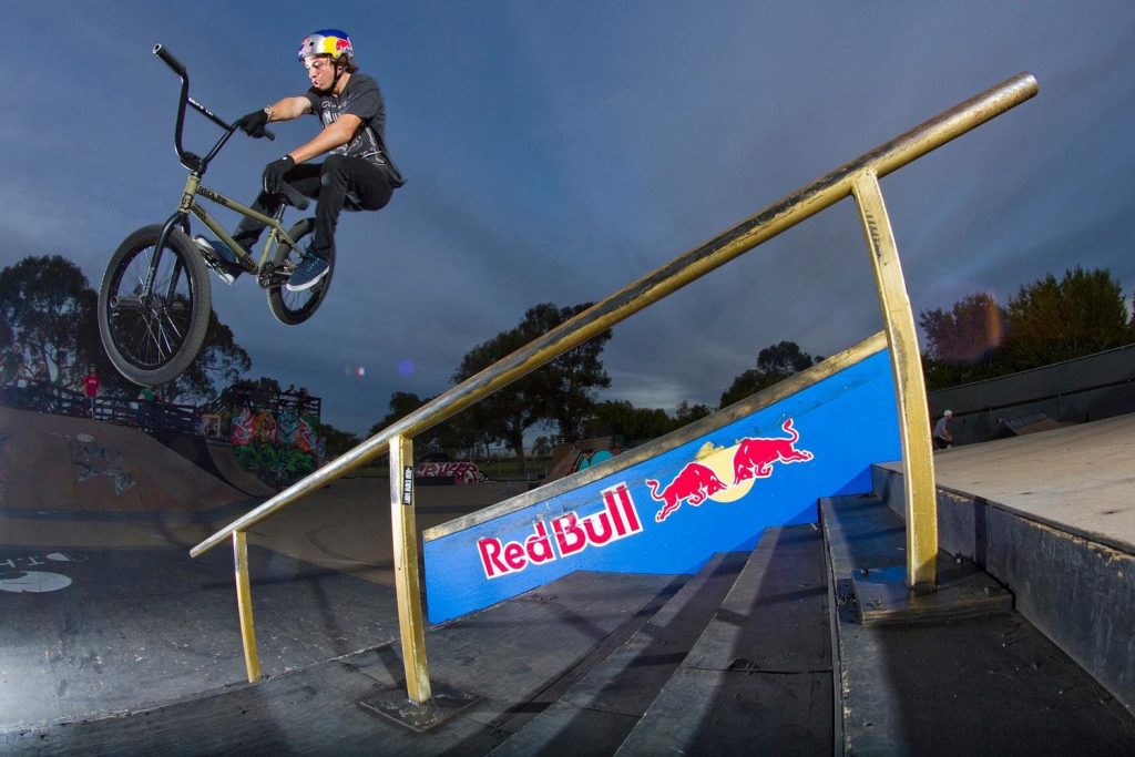 15 Proofs Red Bull Rules the Landcraft, Watercraft, and Aircraft World | #15. BMX