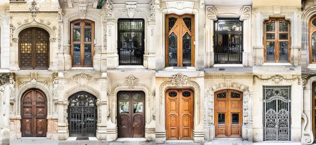 Photographer Captures the Beauty of Doors and Windows around the World