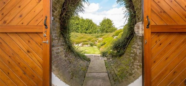 Take a Look Inside the Most Luxurious Hobbit House in the World