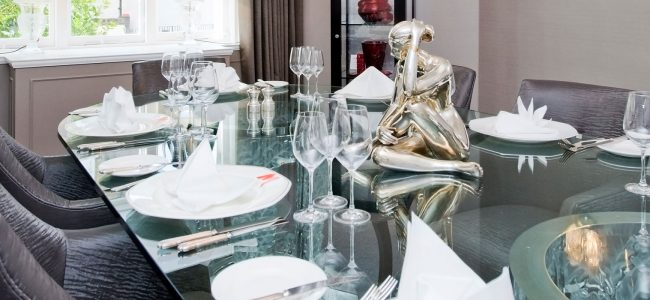 Luxurious Private Dining Club Located in the heart of Belgravia