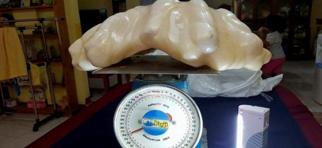 Fisherman Kept Giant Pearl Worth $100million as 'Lucky Charm' Under his Bed for Ten Years