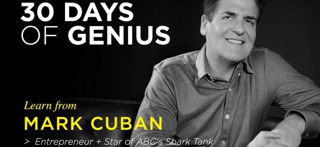 Mark Cuban Full Interview on CreativeLive