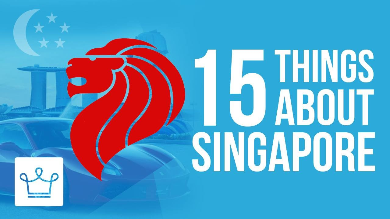 15 Things You Didn't Know About Singapore – Alux Original Video