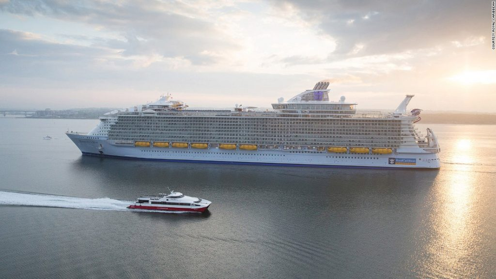 15 Most Expensive Cruise Ships In The World | #2. Harmony of the Seas ($1.35 billion)