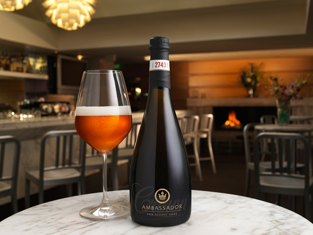 15 Most Expensive Beers in the World | #15. Crown Ambassador Reserve ($0.12 per ml)