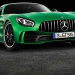 The Killer GT Roadster Mercedes Benz comes out ahead of World Premiere in Paris