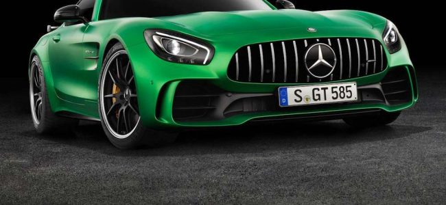 Mercedes AMG GT Roadster: Welcome to a new era of 'Badass' sports cars