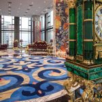 Inside 6+ Star Luxury Hotel in 'Ho Chi Minh' with High Marble Walls and Eye-popping Decor