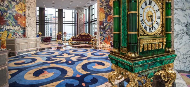 A Look inside the magnificent Reverie Saigon with spectacular views and opulent atmosphere