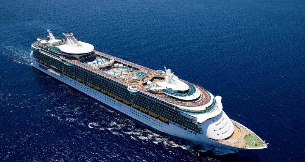 15 Most Expensive Cruise Ships In The World | #13. Liberty of the Seas ($800 million)