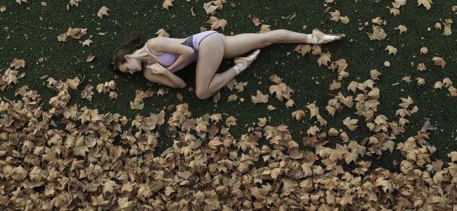 This Amazing Photo Project is a mix of Ballet, Fashion & Landscape
