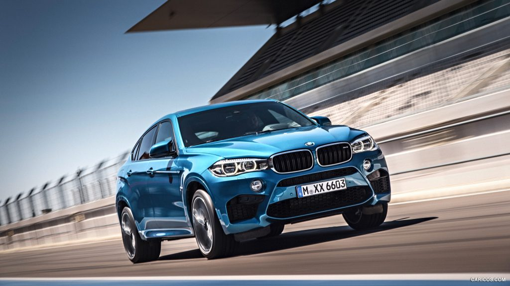 Here are 15 Most Expensive SUVs in the World | #15. BMW X6 M ($102,200)