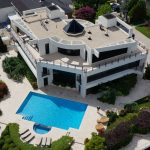 One of a Kind Waterfront luxury mansion returns to market with a lowered price