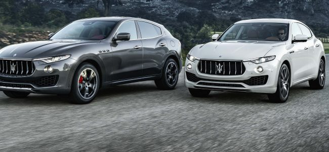 First Maserati of SUVs: Old-school Classic Modern