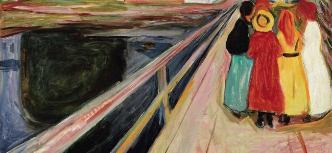 'Girls on the Bridge' Painting Might Fetch $50 Million at Sotheby's Auction