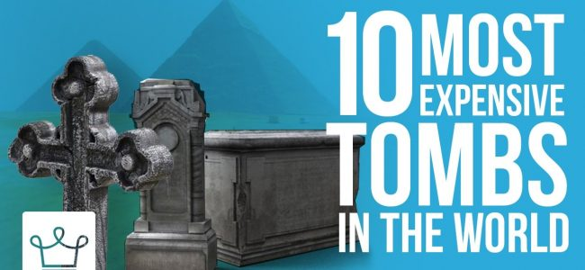 Top 10 Most Expensive Tombs in the World – Alux Original Video