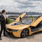 "Must See the Video of YouTube ""Star"" Getting His BMW i8 Car Smashed"