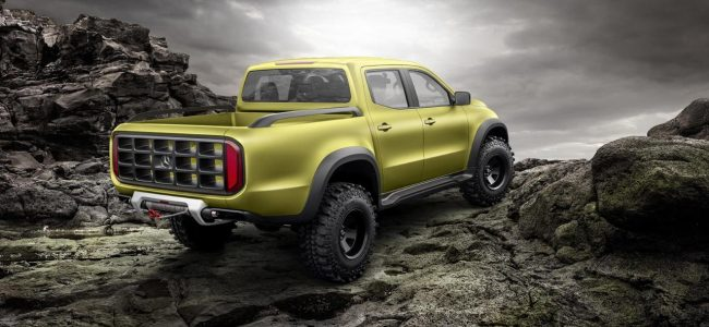15 Facts about the New Mercedes-Benz X-Class
