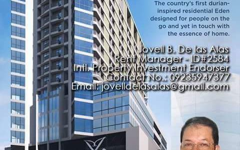 be inspired ! Inspiria A perfect dream condo for you in Davao city Phils.