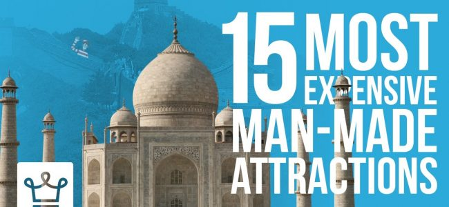 15 Most Expensive Man Made Attractions – Alux Original Video