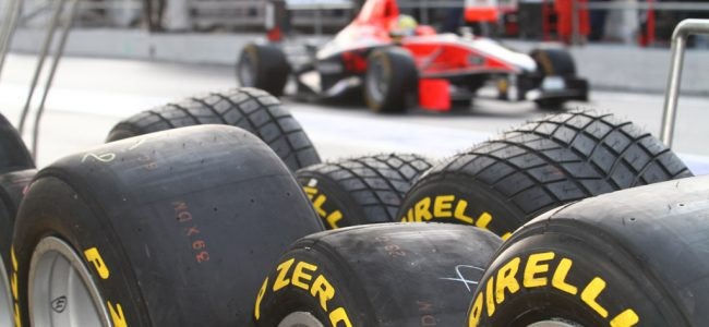 Which Company is Leading F1 Race against Revenue?